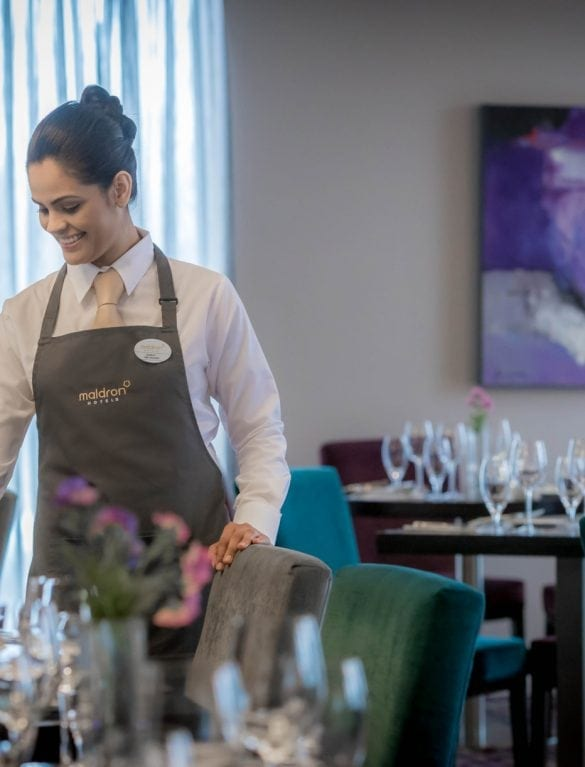 The Apron Restaurant at Maldron Hotel Dublin Airport