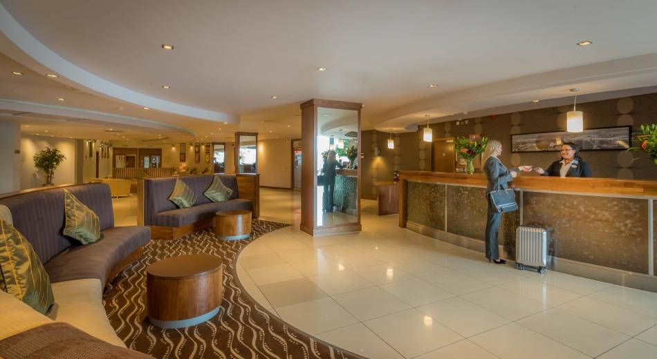 Reception Maldron Hotel Tallaght